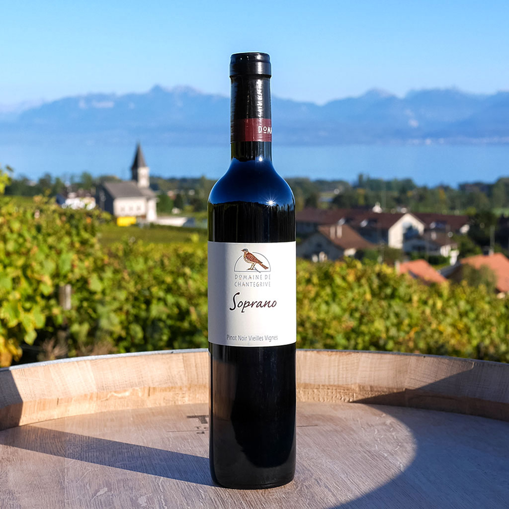 Soprano Pinot noir 50cl Domaine de Chantegrive