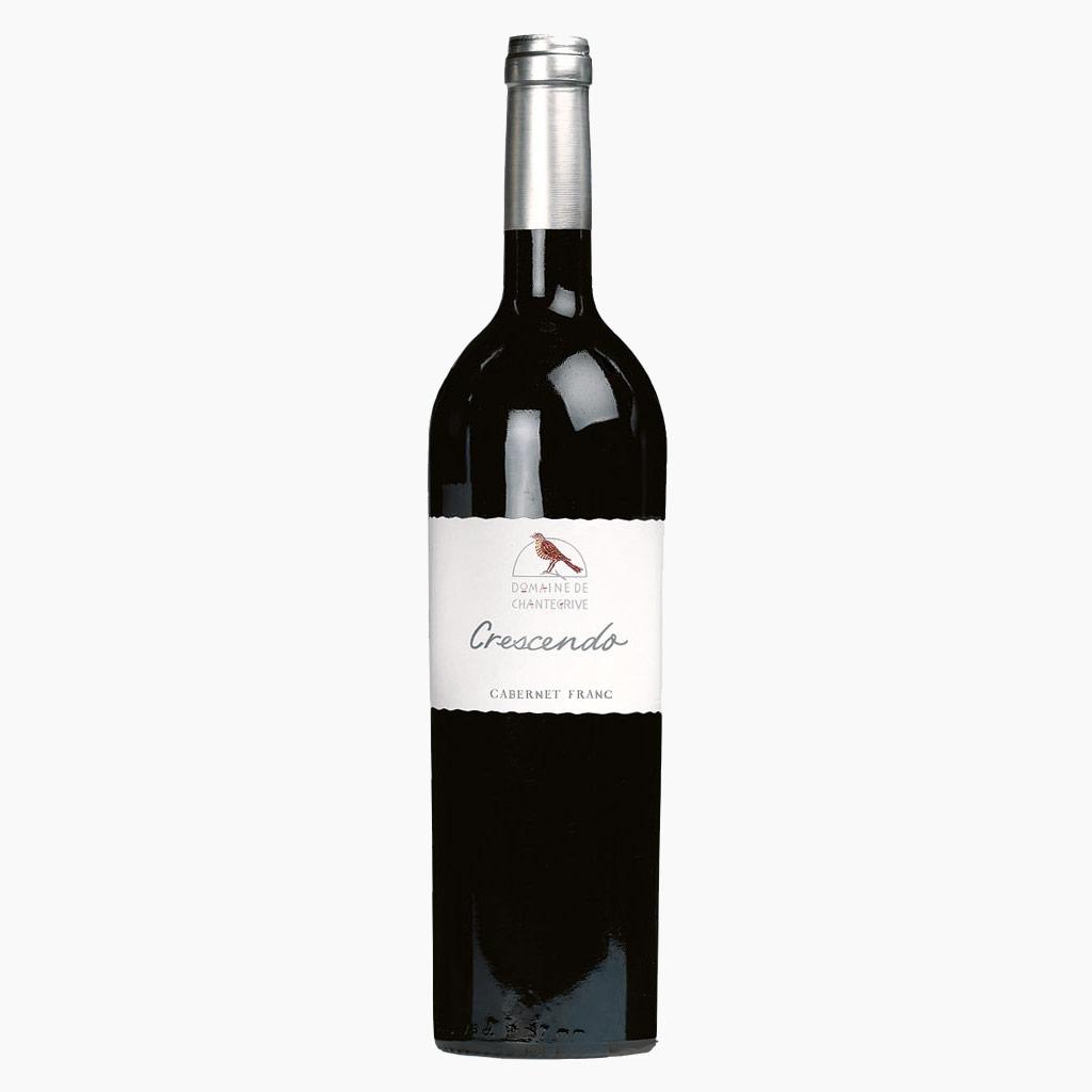 Vin Cabernet Franc 75cl Gamme Crescendo Domaine de Chantegrive