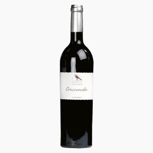 Vin Gamaret 75cl Gamme Crescendo Domaine de Chantegrive