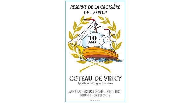 Réserve de la Croisière de l'Espoir Domaine de Chantegrive