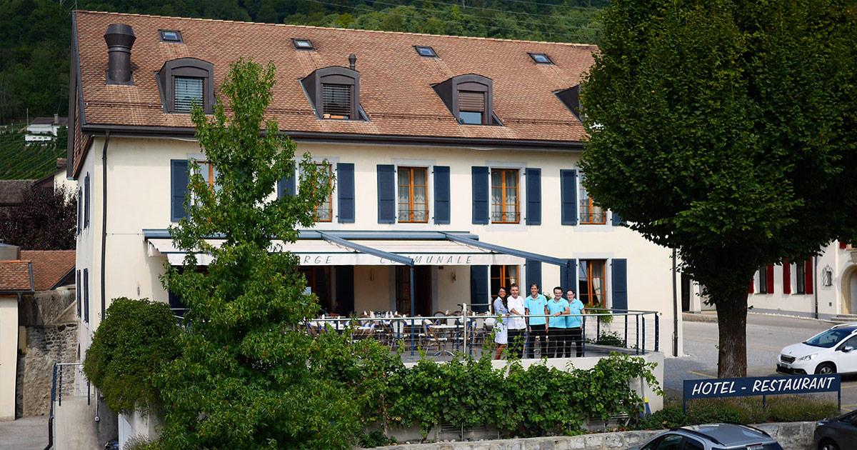 Repas Saveurs Automnales Auberge de Gilly - Domaine de Chantegrive