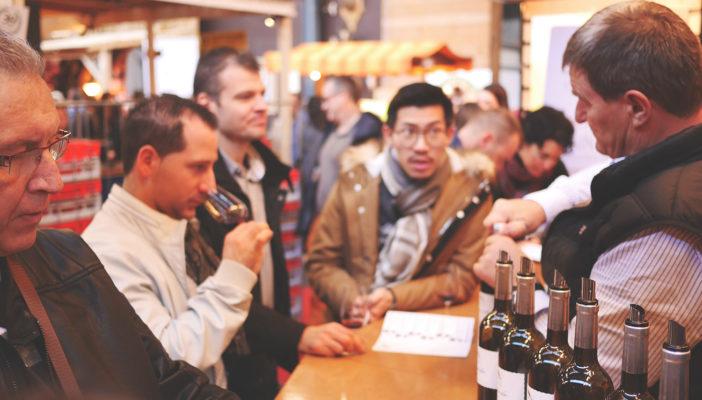 Salon Gouts Et Terroirs 11 DomaIne De Chantegrive