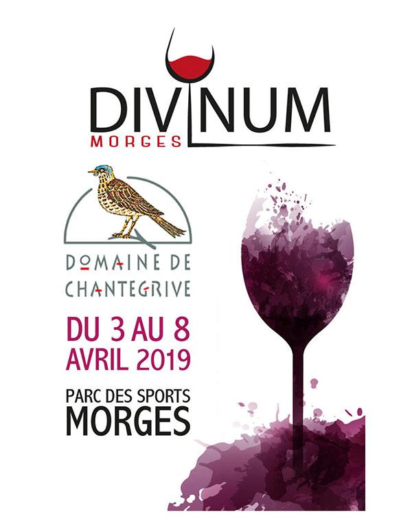 Salon3 Divinum 2019 Domaine de Chantegrive