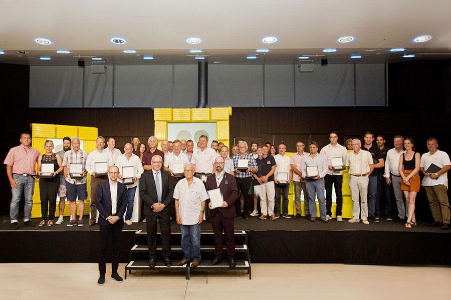Remise des prix Sélection des vins vaudois 2019