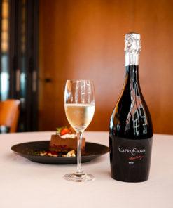 Cappriccioso Signature Alain Rolaz Restaurant Domaine de Chantegrive