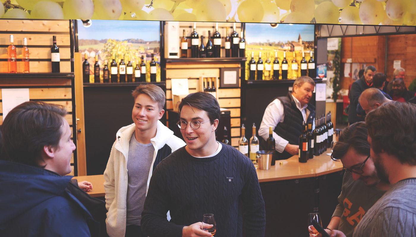 Julien et Nicolas Rolaz Domaine de Chantegrive