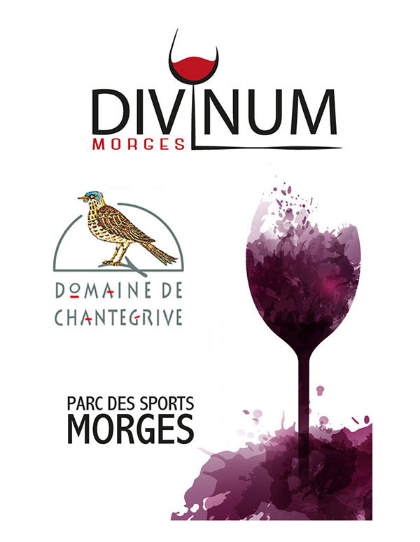 Salon Divinum à Morges Domaine de Chantegrive