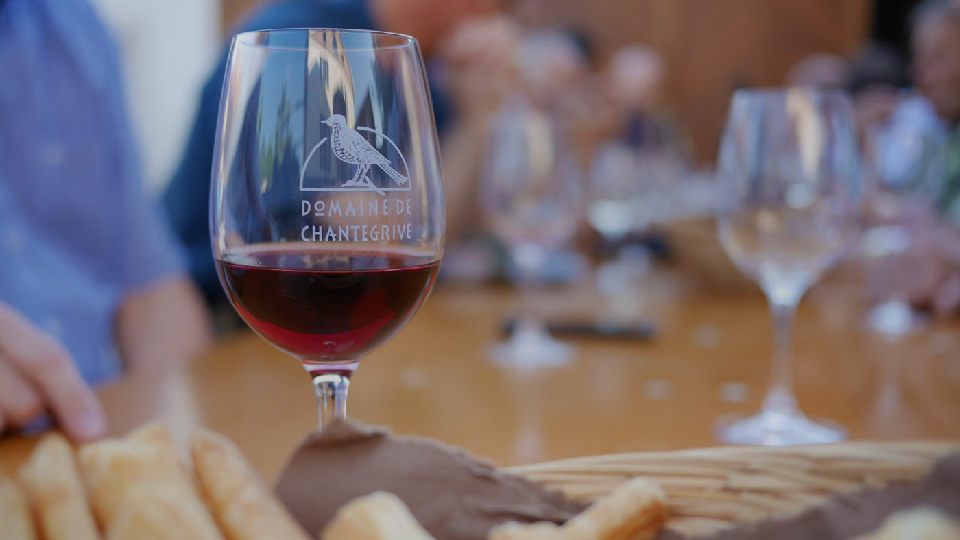 Accords Mets & Vins Table d'Hôtes Domaine de Chantegrive