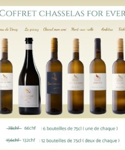 coffret chasselas for ever - chantegrive