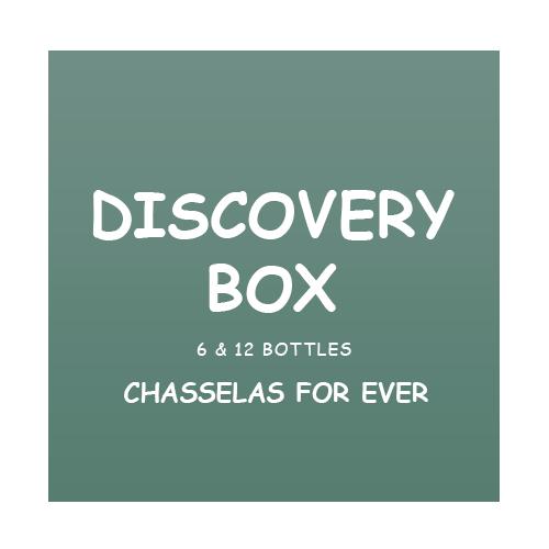 coffret découverte chasselas for ever - chnategrive
